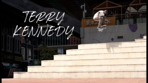 Terry Kennedy's Muta Part | The Berrics