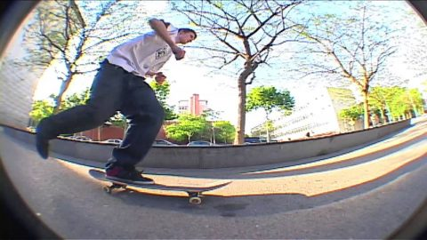 """Texalona"" Andrew Vis's Part RAW (no music) 