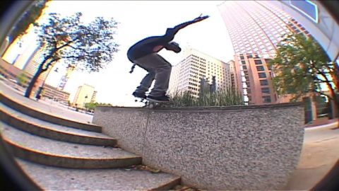 """Texalona"" Jeremy Holmes downtown Dallas line 