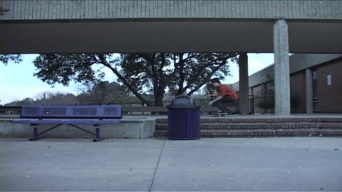 """Texalona"" Sean Greene old footage @Forest Meadow 
