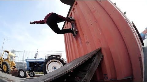"""Thank You"" Skatelab and Channel Street 