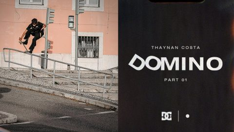 "Thaynan Costa in DC's ""Domino"" Part 01 