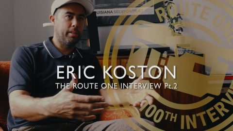 The 100th Route One Interview: Eric Koston Pt.2 - RouteOneDirect