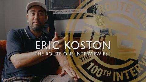 The 100th Route One Interview: Eric Koston Pt.1 - RouteOneDirect