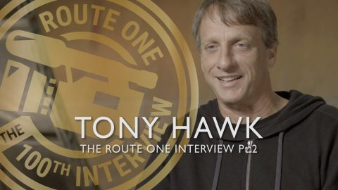 The 100th Route One Interview: Tony Hawk Pt.2 - RouteOneDirect