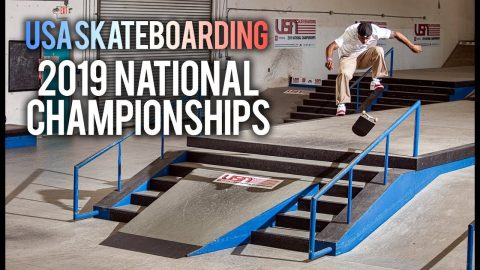 The 2019 National Skateboard Championships | The Berrics
