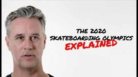 The 2020 Skateboarding Olympics EXPLAINED | The Berrics