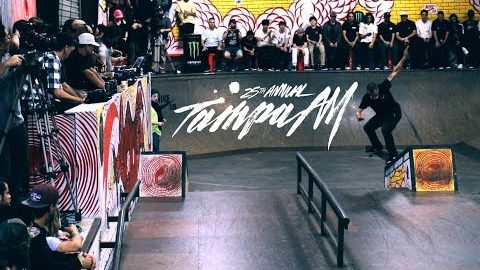 The 25th Annual Tampa Am Is Coming... | Skatepark of Tampa