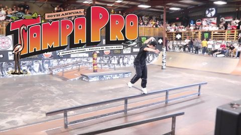 The 26th Annual Tampa Pro Is Coming... | Skatepark of Tampa