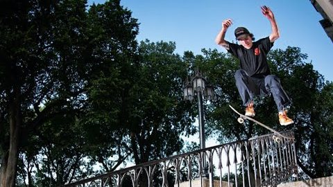 The 3rd Video - Sneak Preview | 3RDLAIRsk8park