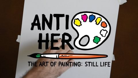 The Art of Painting | Antihero Skateboards