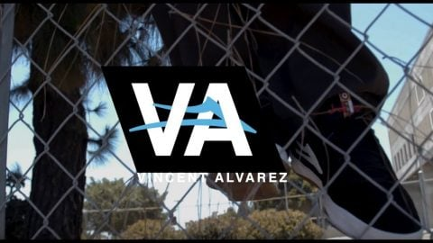 The Atlantic by Vincent Alvarez | Lakai Footwear