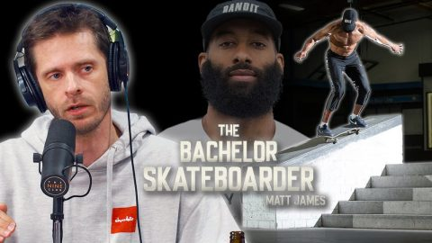 The Bachelor Matt James Skates? | Nine Club Highlights