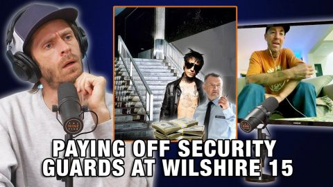 The Baker Crew Paid Off Security Guards At The Wilshire 15 - Andrew Reynolds | Nine Club Highlights