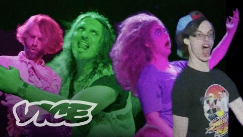 The Battle for the National Air Guitar Championships | VICE