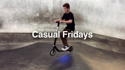 The Berrics Casual Fridays - Episode 4: It's Washed And Ready To Go | The Berrics