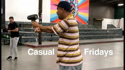 The Berrics Casual Fridays - Episode 14: Are You Talking About Politics? | The Berrics