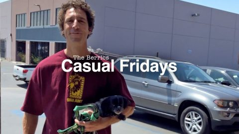The Berrics Casual Fridays - Episode 5: Park's Closed, G | The Berrics