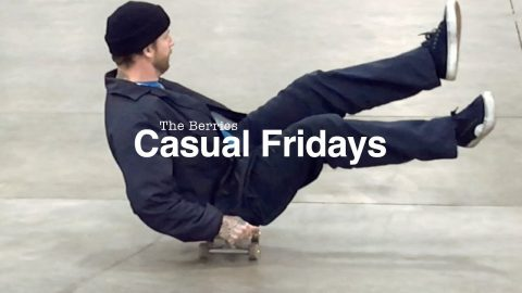 The Berrics Casual Fridays - Episode 8: Not Happening | The Berrics