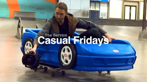 The Berrics Casual Fridays - Episode 10: Bad Boys 4 | The Berrics
