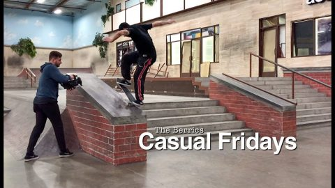 The Berrics Casual Fridays - Episode 12: A Left D3 | The Berrics