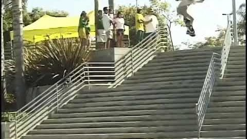 The biggest Ollie I ever did | Corey Duffel
