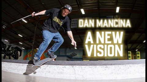 The Blind Skateboarder: Dan Mancina | The Berrics