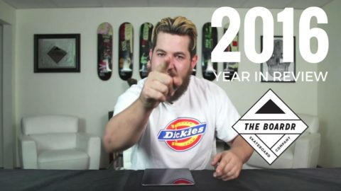 The Boardr 2016 Skateboarding Year in Review - TheBoardr