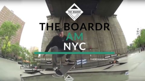 The Boardr Am Skateboarding Contest Series at LES: June 3, 2017 - TheBoardr
