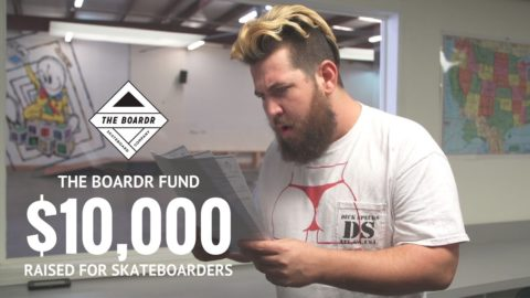 The Boardr Fund Raises Over $10,000 for Skateboarders So Far - TheBoardr
