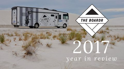 The Boardr Year in Review 2017 - TheBoardr
