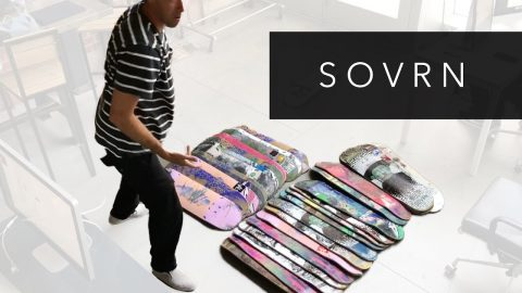 The Boys Have Too Many Boards! - Mikey Taylor