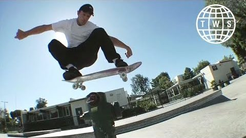 The Brazilian Skaters in Long Beach take over Cherry Park | TransWorld SKATEboarding