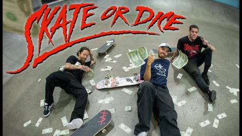 The Brazillians Try To Take All Of Our Money | Skate Or Dice! | The Berrics