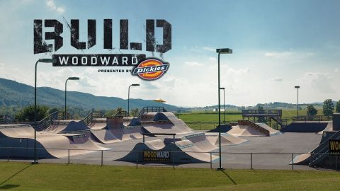 The Cage Demolition - EP4 - Build Woodward Presented By Dickies - Woodward Camp