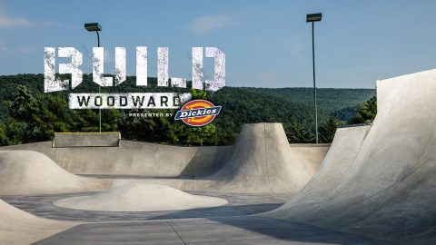 The Cage Rebuild - EP8 - Build Woodward Presented By Dickies - Woodward Camp
