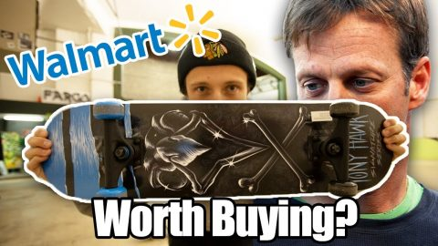 The Cheapest Skateboard at Walmart (is it worth it?) | Max Williams