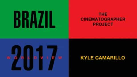 The Cinematographer Project, World View: Kyle Camarillo (Brazil) | TransWorld SKATEboarding - TransWorld SKATEboarding