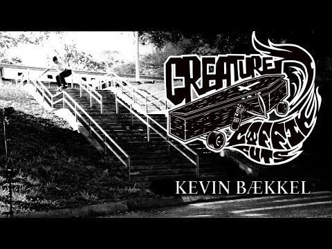 The Creature Video Coffin Cuts: Kevin Baekkel - Creature Skateboards