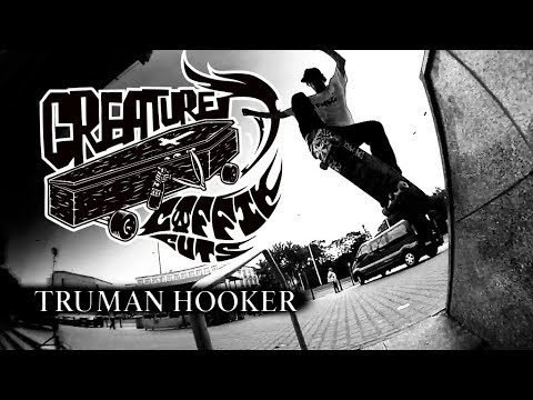 The Creature Video Coffin Cuts: Truman Hooker - Creature Skateboards