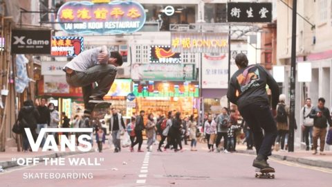 The Crockett Pro 2: Wear Test in Hong Kong | Skate | VANS - Vans