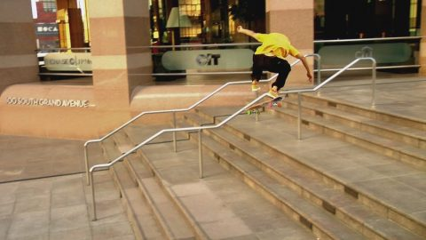 THE DAY THAT CHANGED THIS SKATERS LIFE | Luis Mora