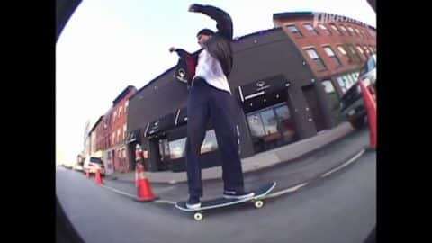 The Dime Video — Pretentious Self-Fellatio in the Big Apple Pt. 2 - Quartersnacks