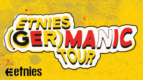 The etnies (ger)MANIC Tour | etnies