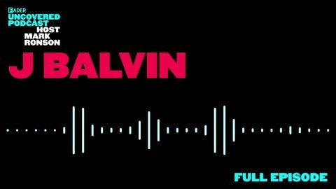 The FADER Uncovered - Episode 10 J Balvin | The FADER