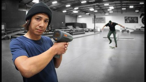 The Fastest Late Shuv Ever With Bryan Arnett | The Berrics