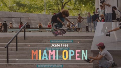 The First Annual Miami Open Skateboarding Contest at Lot 11 | TheBoardr