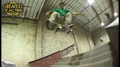 The First Berrics Video Ever | The Berrics