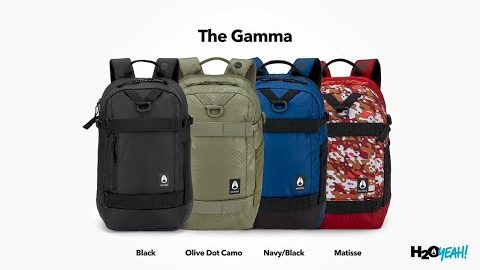 The Gamma Backpack | Nixon | Nixon