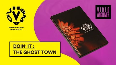 THE GHOST TOWN | VHSMAG SKATEBOARDING